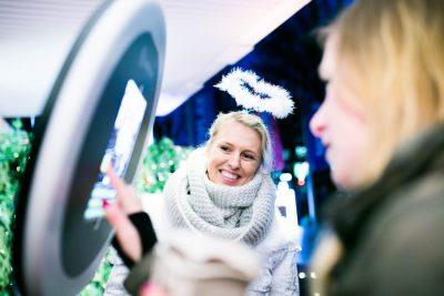 Aurelis Pop Up Weihnachtsmarkt